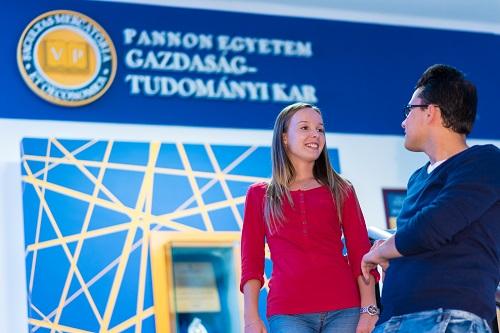 Kereskedelem és marketing alapszak a Pannon Egyetem Gazdaságtudományi Karán